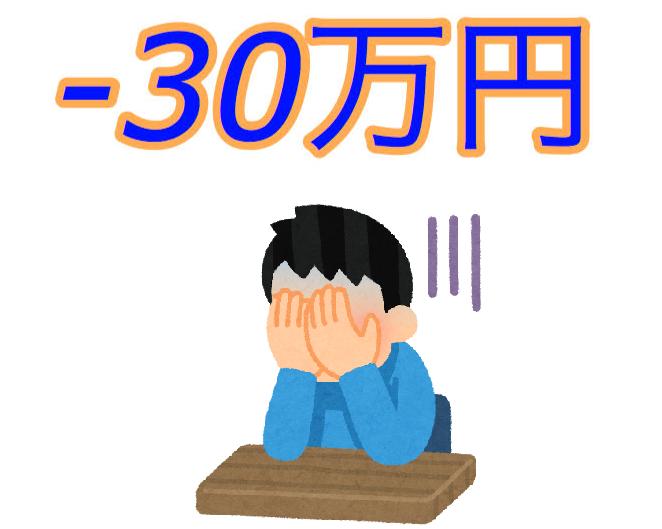 -30万円