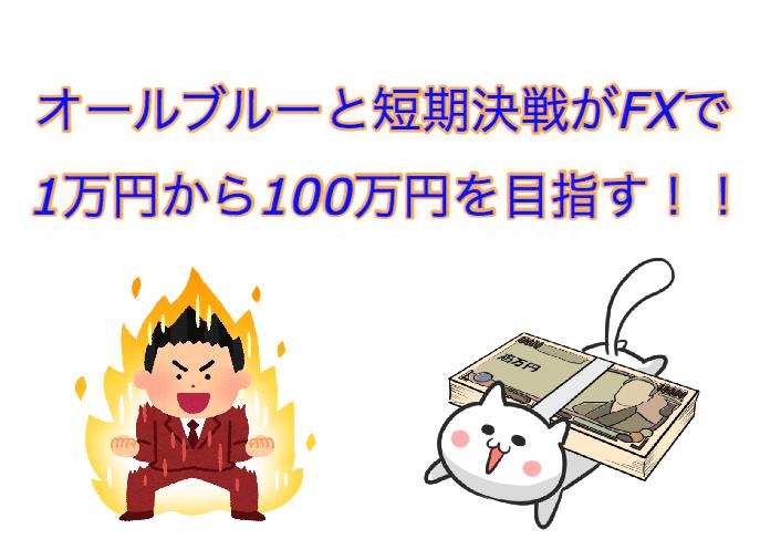 1万円チャレンジ