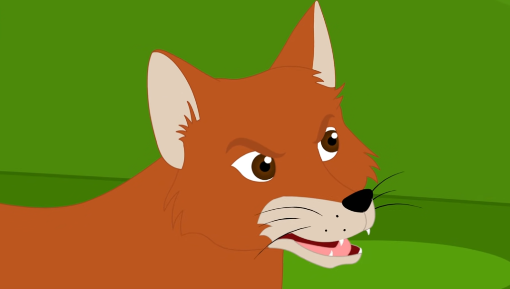 a fox anger